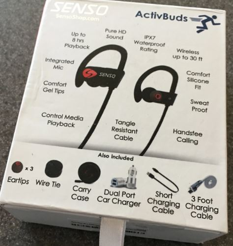 SENSO ActivBuds