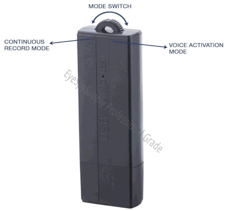 SOTA Mini Voice Activated Audio Recorder