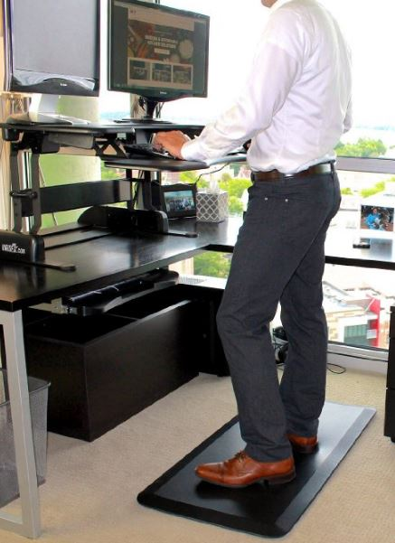 Reviews Of The Best Anti Fatigue Standing Desk Floor Mats