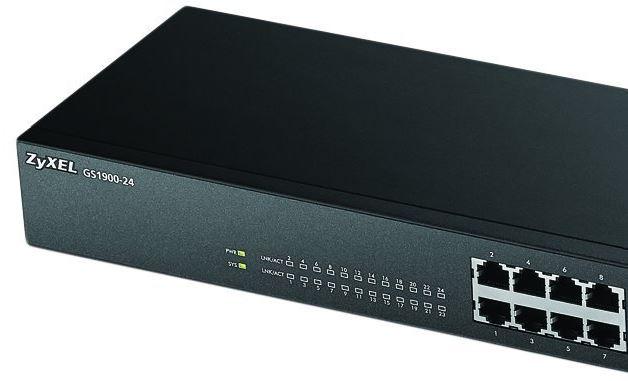 ZyXEL Smart Managed Switch