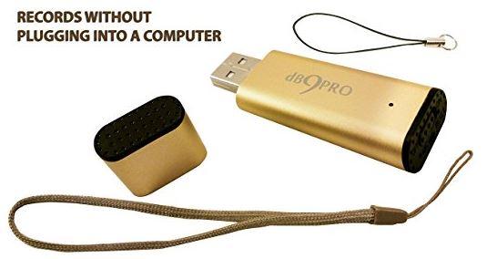 dB9PRO Audio Recorder