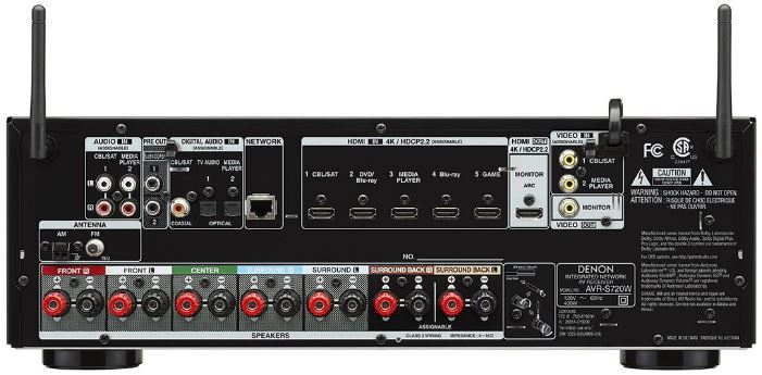 Denon AVR-S720W