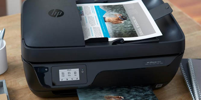 HP OfficeJet 3833 All-in-One Printer Review - Nerd Techy