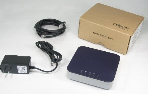 OBI202 VoIP Phone Adapter