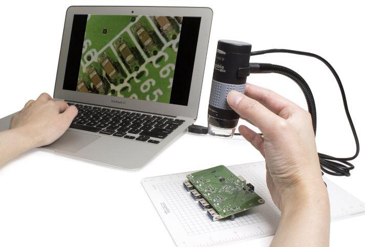 Plugable USB Digital Microscope