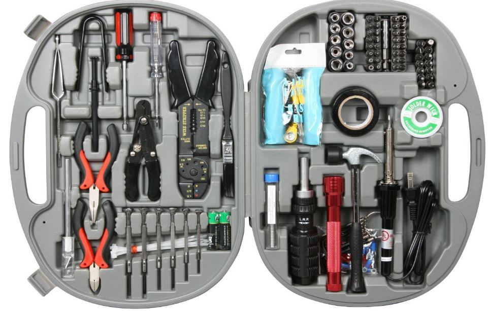 Rosewill 146-Piece Network PC Service Tool Kit