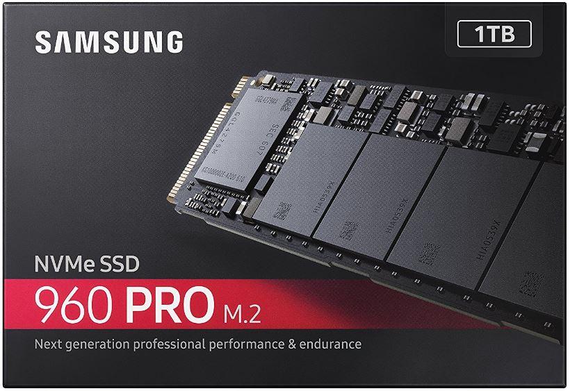 Samsung 960 PRO Series