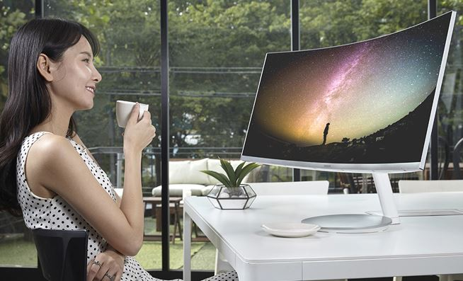 Samsung CF791 34-Inch Curved Widescreen Monitor Review