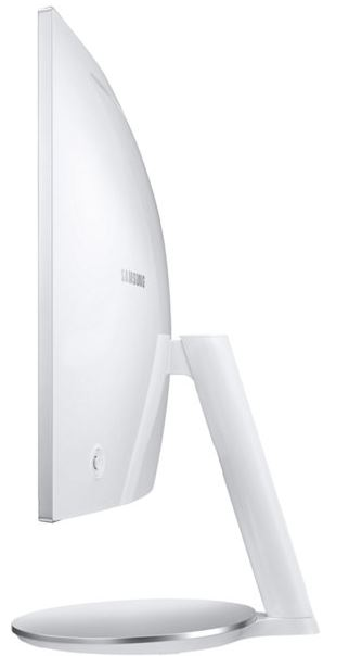 Samsung CF791 side view