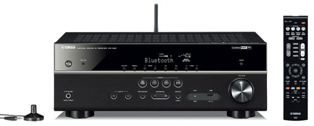 reviews of the best 7 2 channel network av receiver for. Black Bedroom Furniture Sets. Home Design Ideas