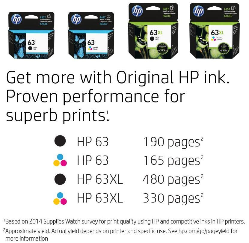 Hp Ink HPs Bright Inks Do A Great Job At Creating Vibrant Enjoyable Photos The Colors Come Out Looking Sharp And Even Were Used To Seeing Banding