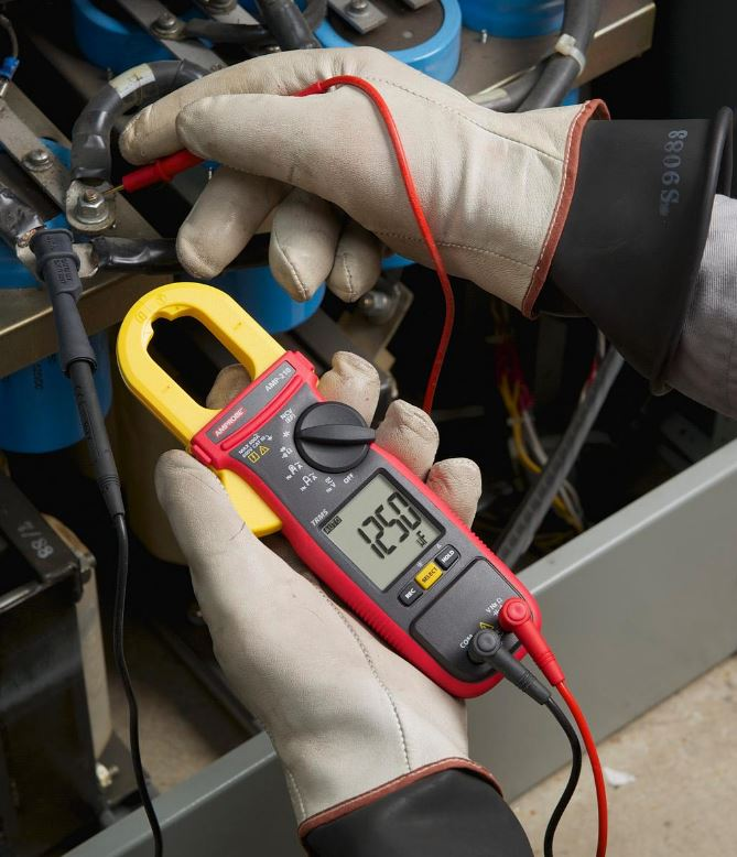 Low Amp Probe Clamp : The best clamp meters for handheld ac dc testing in