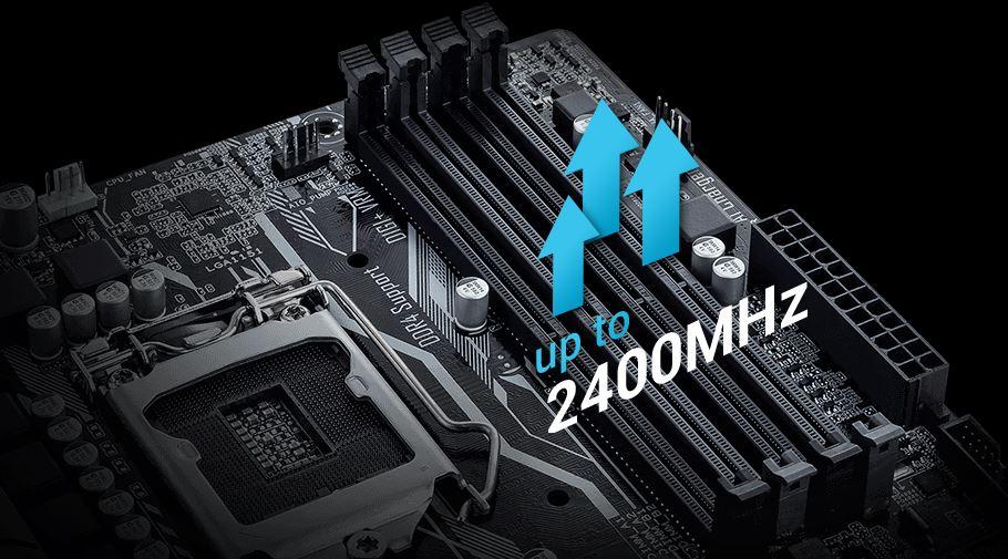Asus Prime H270M-Plus