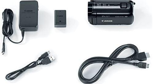 Canon-VIXIA-HF-R80-R82 package