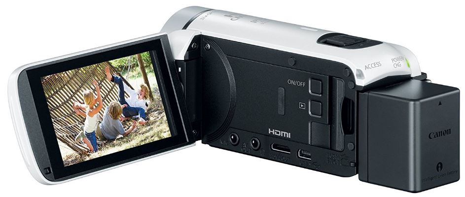 canon vixia hfm40 user manual