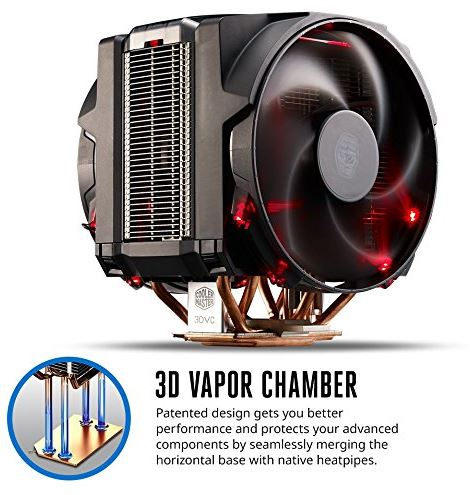 Cooler Master MasterAir Maker 8