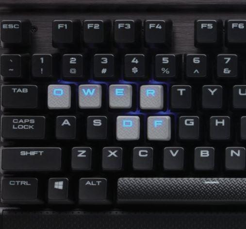 Corsair Gaming K70 LUX Mechanical Keyboard
