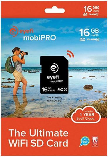 Eye-Fi Mobi Pro