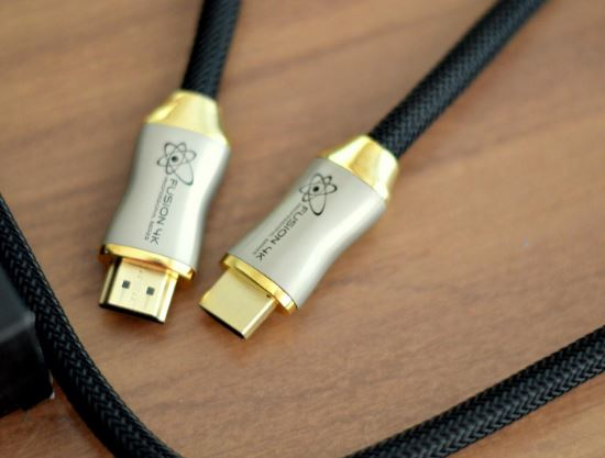 Fusion4K High Speed HDMI 2 Cable