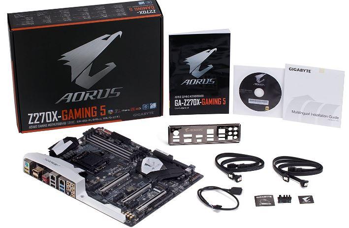 Gigabyte Aorus Gaming 5