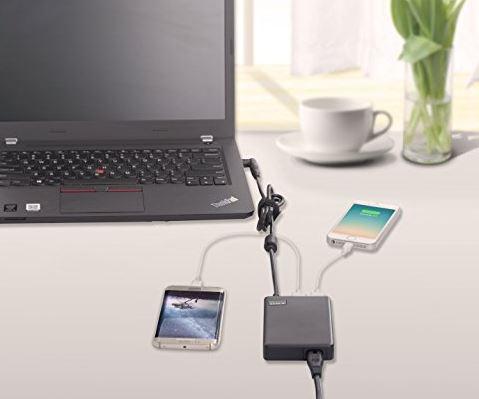 LVSun 90W Universal Laptop Charger