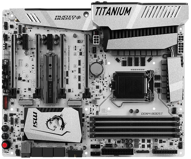 MSI XPOWER Gaming Titanium