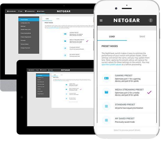 Netgear Nighthawk S8000 app