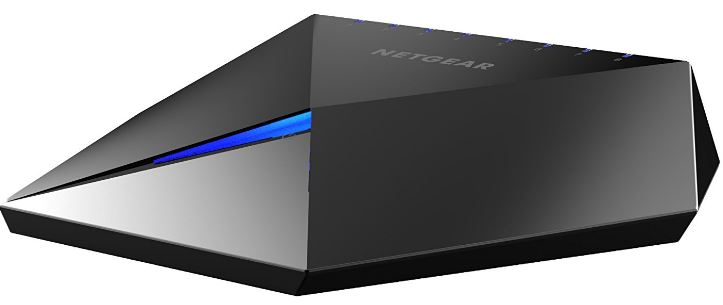 Netgear Nighthawk S8000 side