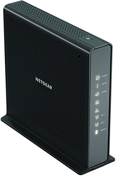 Comcast Compatible Modem Router >> First Look Review of the Netgear Nighthawk C7100V Cable Modem/Router