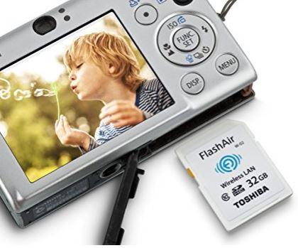 Toshiba Flash Air II