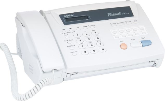 Reviews Of The Best Fax Machine With Phone 2018 2019 Nerd Techy