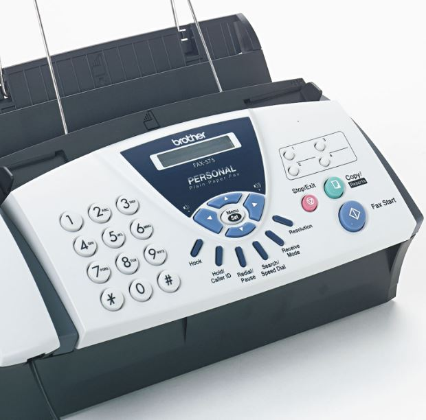 fax machine review
