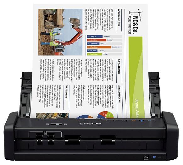 Epson WorkForce ES-300W