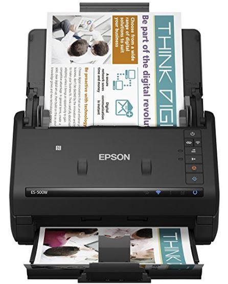 Epson WorkForce ES-500W