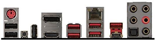 MSI X370 XPower Gaming Titanium