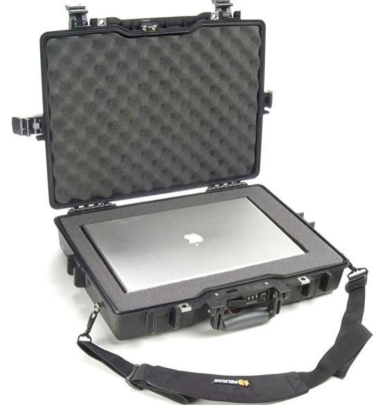 Pelican 1495 Black Computer Case