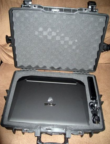 Fireproof Pc Case : Reviews of the best rugged waterproof laptop cases