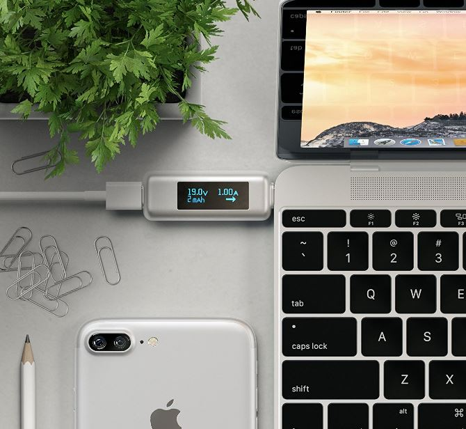 Satechi USB-C Power Meter