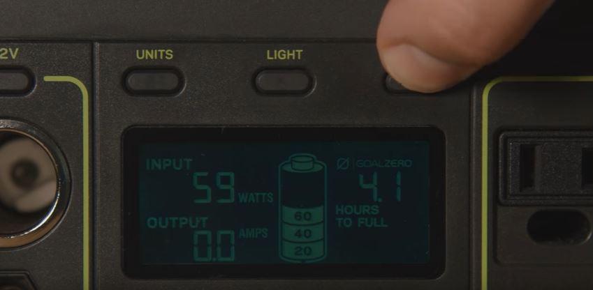 Goal Zero Yeti 400 Lithium