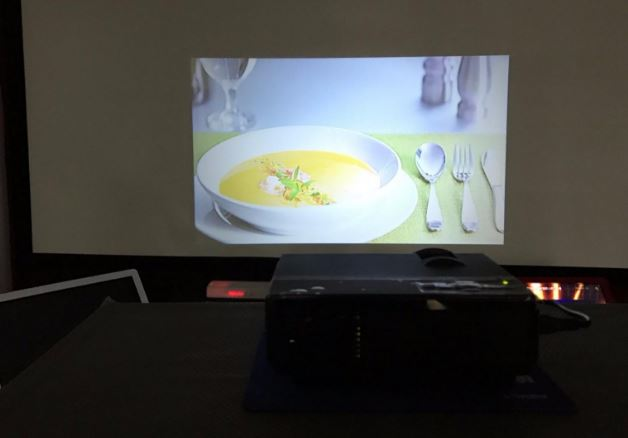 Mlison Video Projector