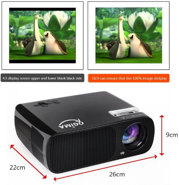 Ogima BL20 Video Projector