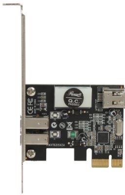 Rosewill PCIE Firewire Card