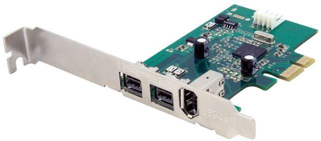 StarTech Dual Port FireWire Card