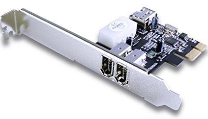 Vantec 3-Port FireWire PCIe Host Card
