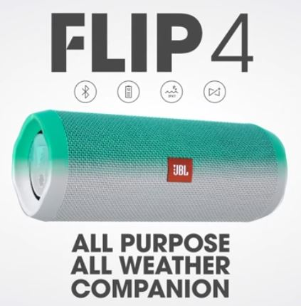 JBL Flip 4 Review - Portable, Waterproof Bluetooth Speaker