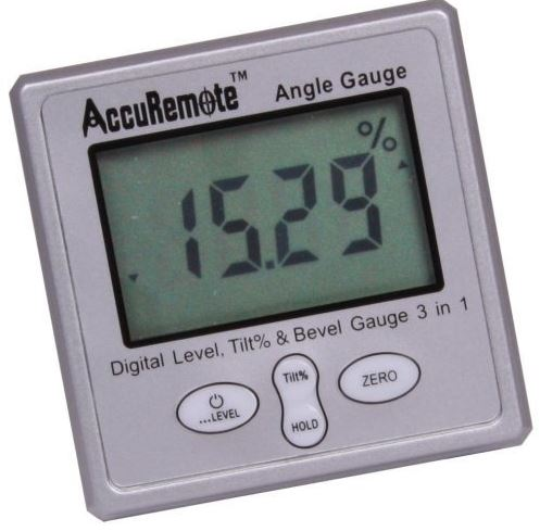 Accuremote Digital Electronic Magnetic Angle Gauge