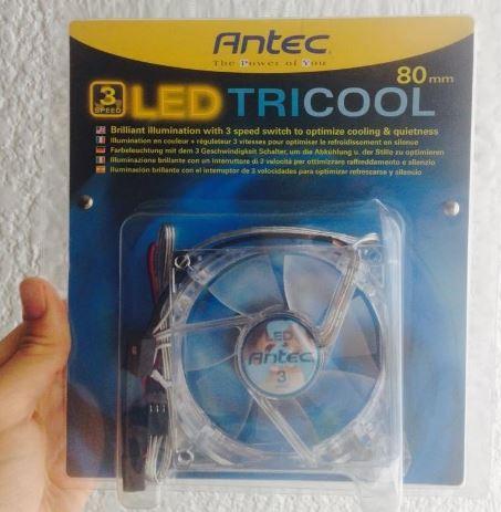 Antec TriCool