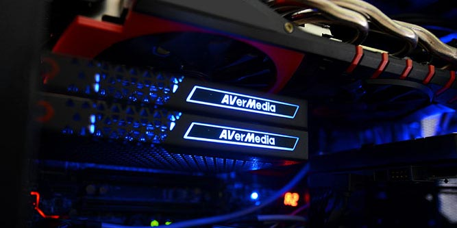 1080p 60 Record and Stream Multi-Card Support AVerMedia Live Gamer HD 2 LGHD2