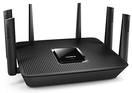 Linksys Max-Stream EA9300 AC4000