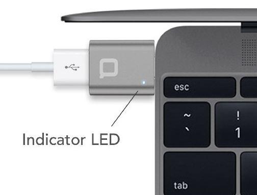 Nonda USB-C to USB 3 Mini Adapter